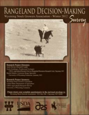 Wyoming Rancher Survey